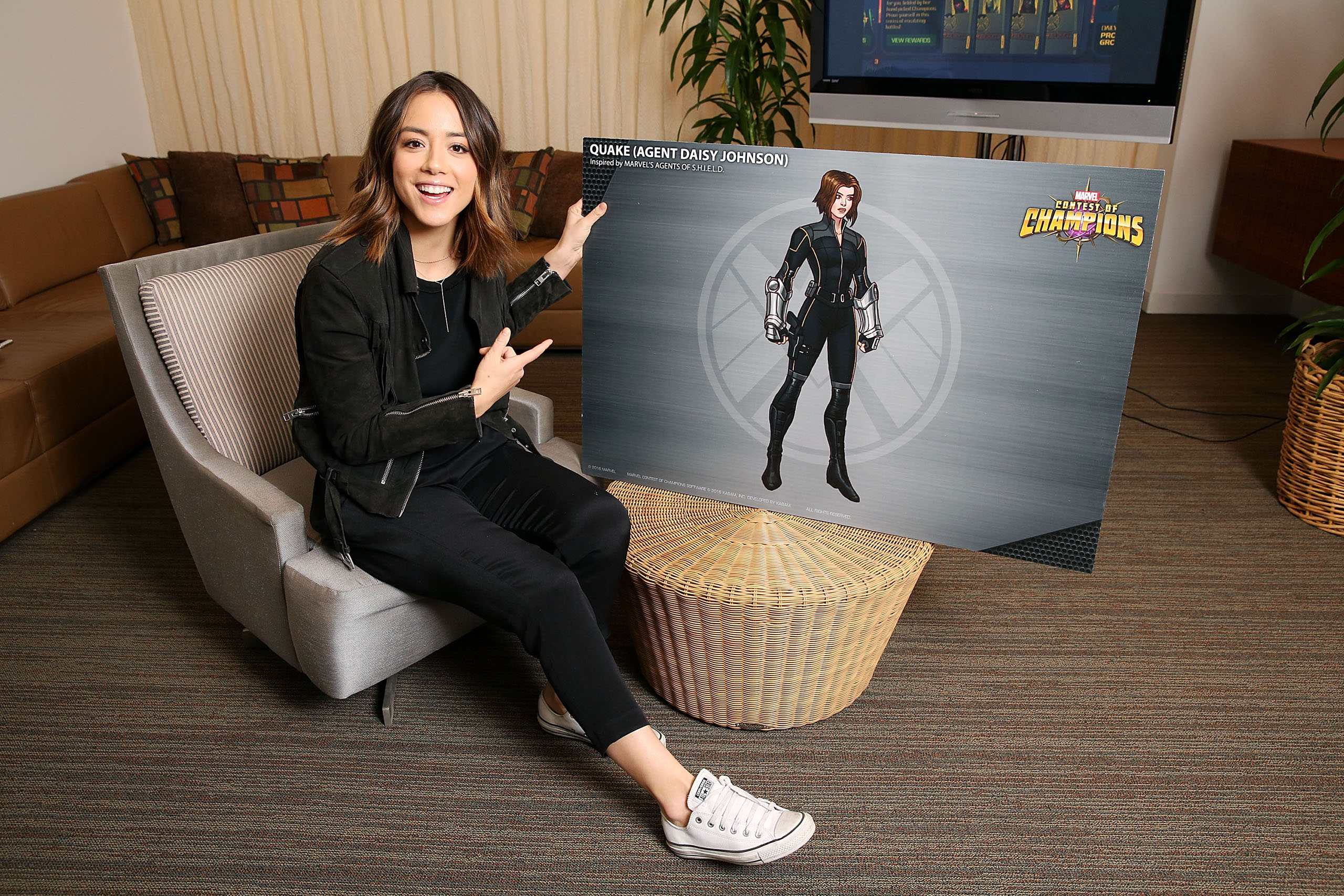 From Chloe Wang (汪可盈) to Chloe Bennet - who is the real Chloe? - Alvinology
