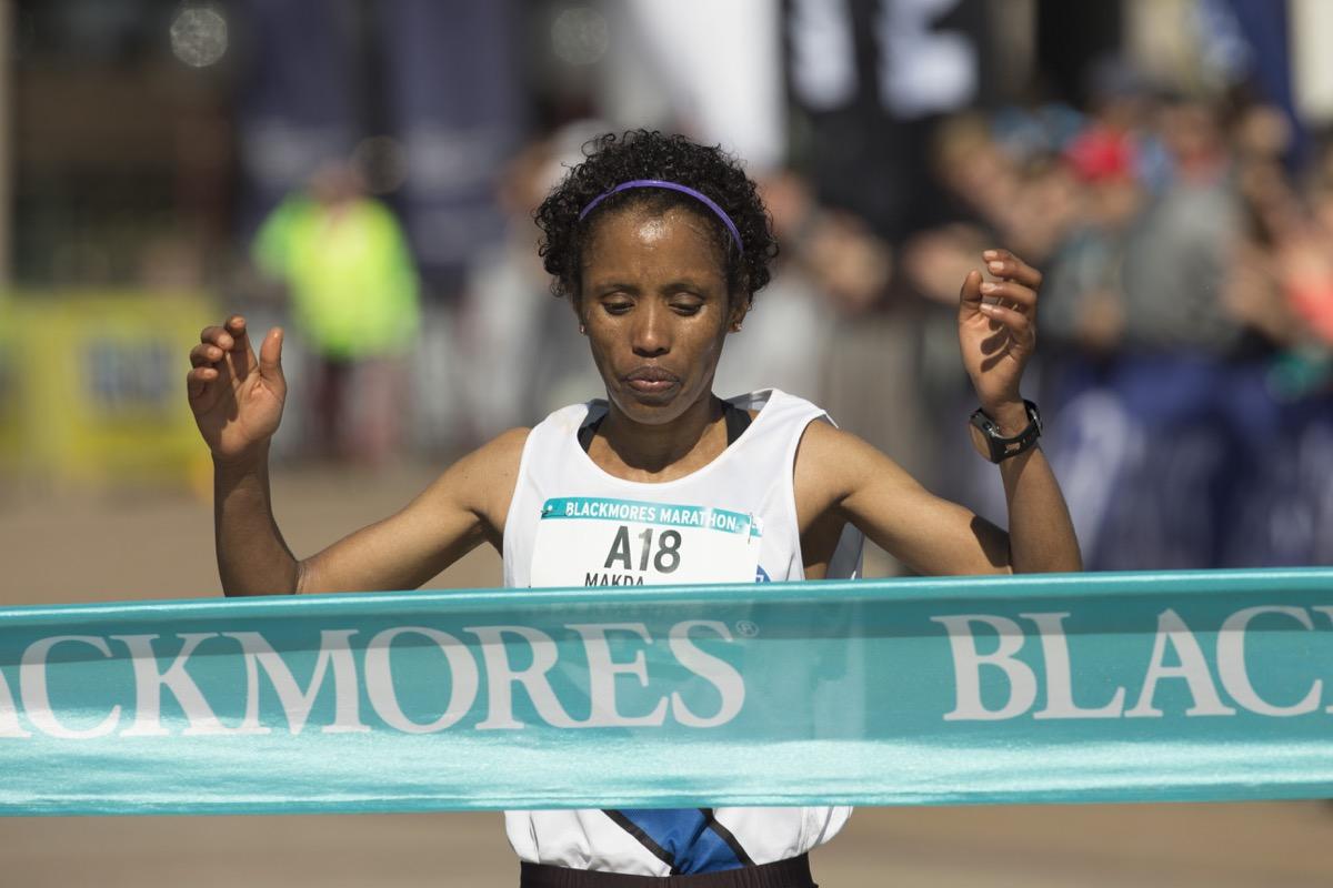 Japan wins third year in a row in the men's category for Blackmores Sydney Running Festival; Makda Harun Haji beats women's record for Australia - Alvinology