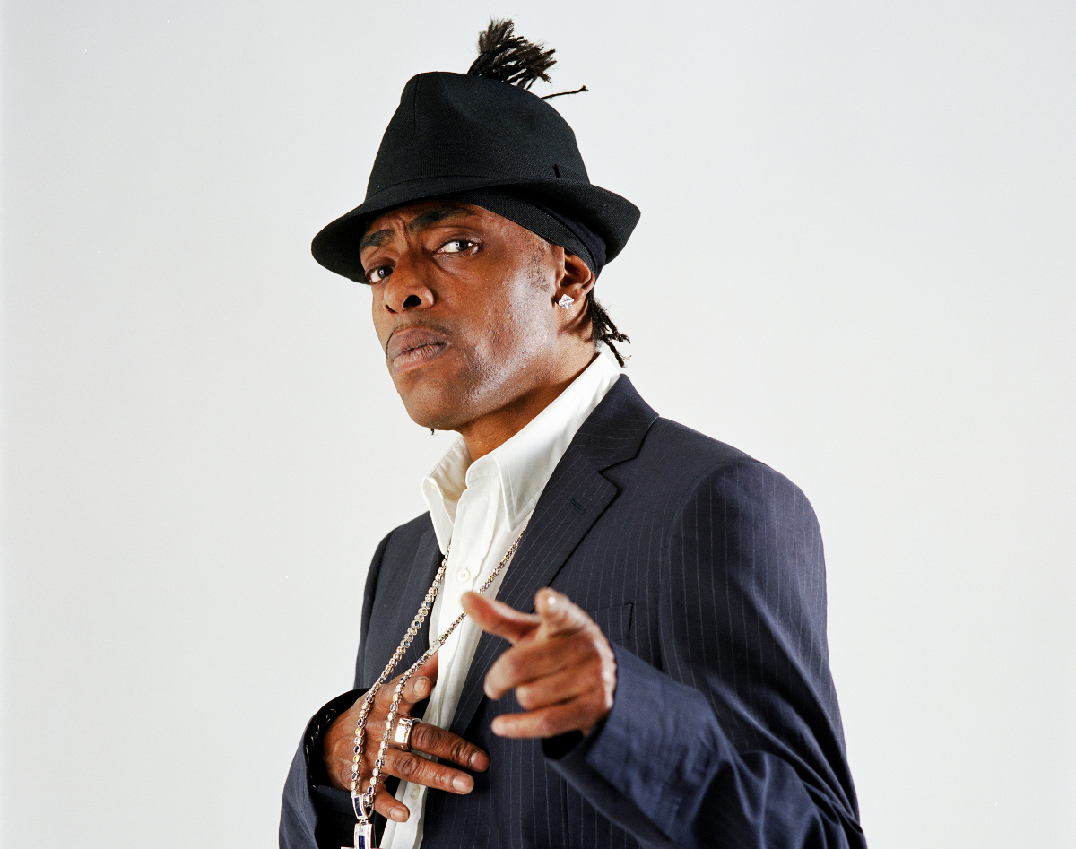 Coolio set to perform for the first time in Singapore at The Podium Lounge; says he's just gone vegan and pescatarian! - Alvinology