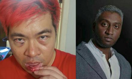Steven Lim called a murderer; Pradip Subramanian died from cardiac arrest