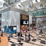 Changi Airport Terminal 4 The Shilla Duty-Free Cosmetics Store will let you pre-order online and pick up at the store