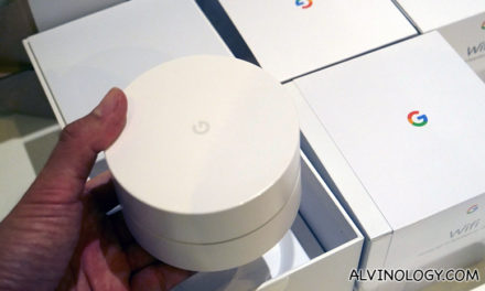 How to get your hands on Google Wi-Fi in Singapore