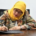 Twitter launches official emoji for President Halimah Yacob