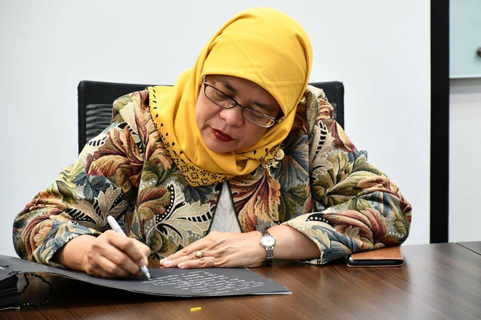 Twitter launches official emoji for President Halimah Yacob - Alvinology