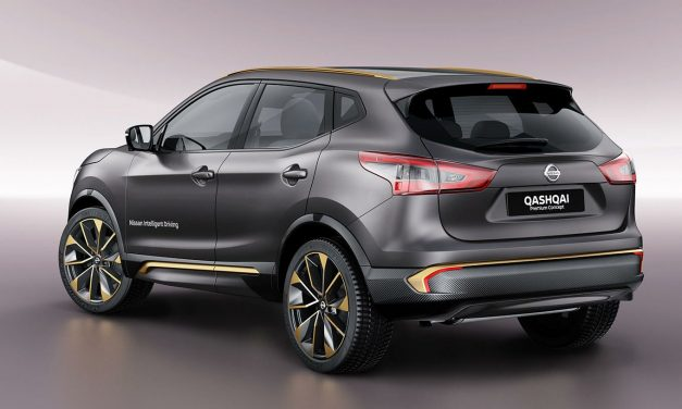 The Nissan Qashqai starts at $99,800 and is revamped and enhanced for 2017