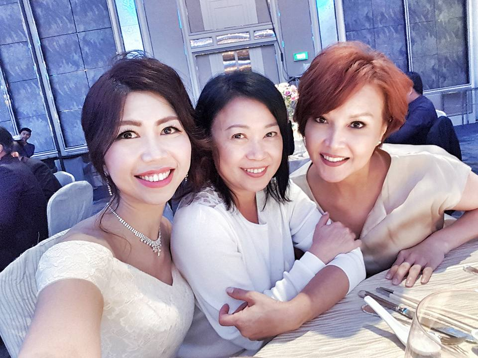 Tracy Lee Mei Ling (李美玲) weds Billionaire Popiah King's son Ben Goi in lavish VIP and star-studded wedding - Alvinology