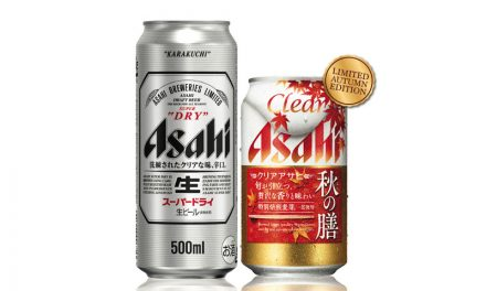 Clear Asahi Autumn brew launches at $4.80, slightly more alcohol content