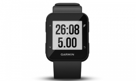 Garmin Forerunner is a simple GPS and health tracker that could help you train better