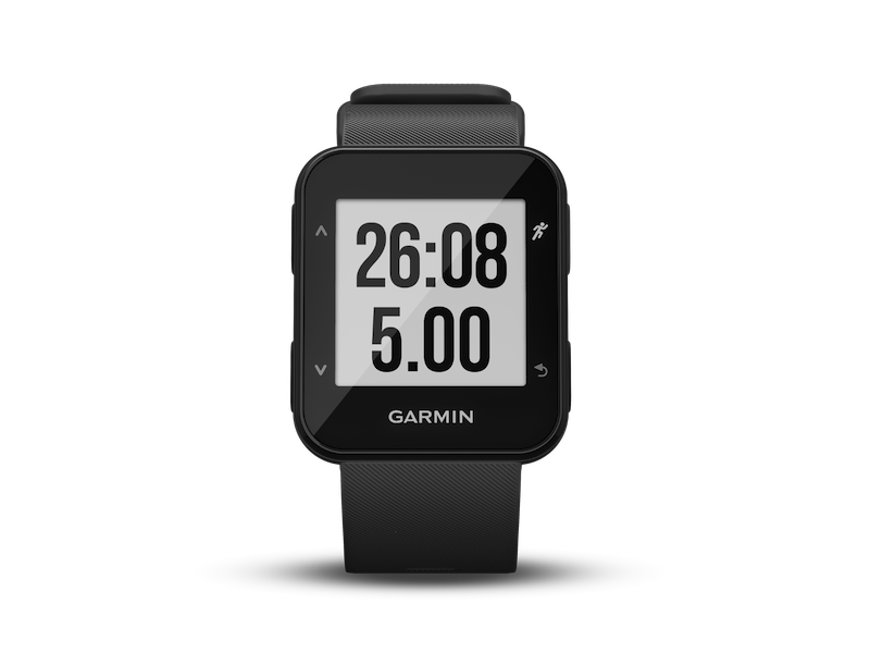 Garmin Forerunner 30 is a simple GPS and health tracker that could help you train better