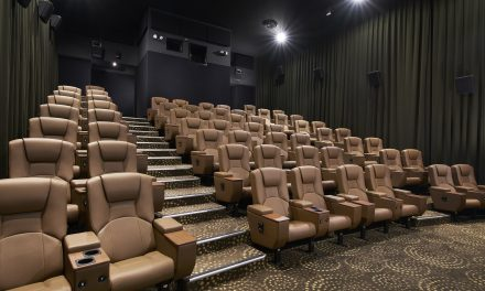 First Laser Project Multiplex movie theater to open October 6 at Singpost Centre in Paya Lebar