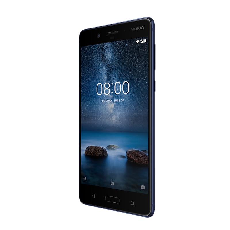 Nokia 8 is the company's first Android phone, starts at $769, available tomorrow - Alvinology