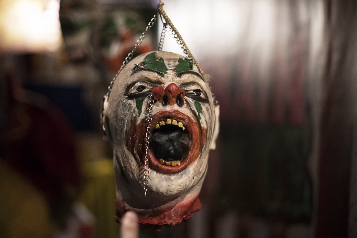 Relive The Halloween Horror Nights 7 Experience (In Pictures) - Alvinology