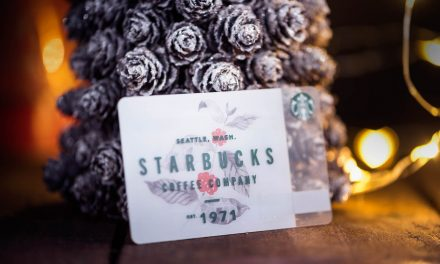 Singapore is first to get the Starbucks Christmas drinks this year–with new flavors Vanilla Nougat and Joyful Medley Tea!
