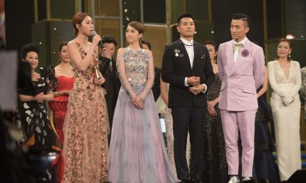 StarHub TV awards names Wayne Lai and Nancy Sit as Most Popular TVB Drama Male and Female Characters!