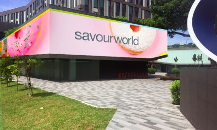 Savourworld brings together food from all over the world