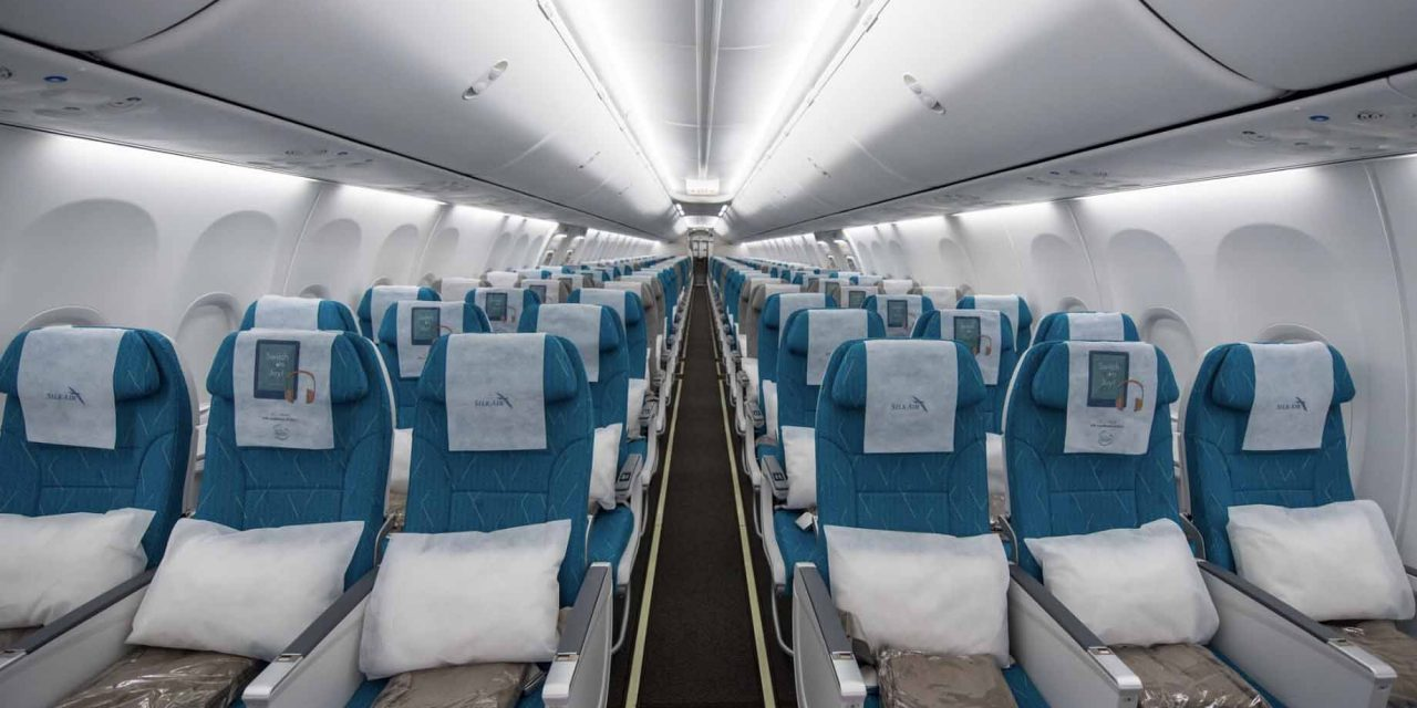 SilkAir brings everyone a joy to fly as it unveils its new and very first Boeing 737 Max 8