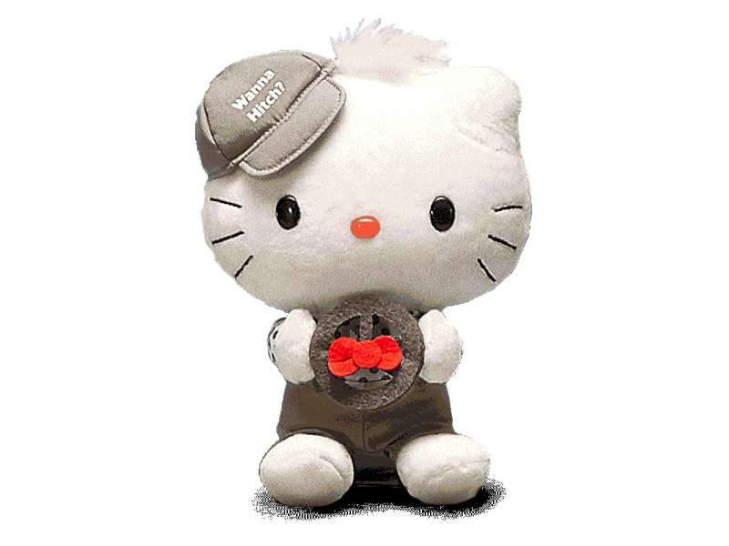 Dear Daniel is your next Grab x Hello Kitty plushie giveaway--here's how to get him - Alvinology