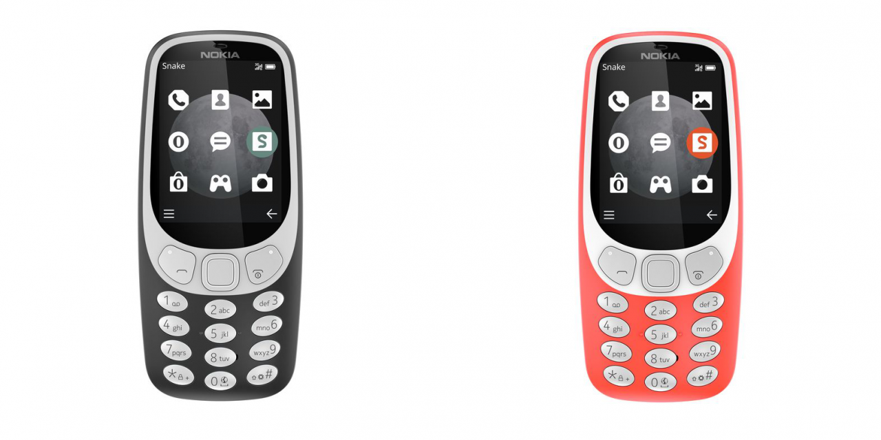 Nokia 3310 3G available October 14 in 2 colors for only $99
