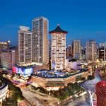 Weekend Staycation at Singapore Marriott Tang Plaza Hotel in the heart of Orchard Road