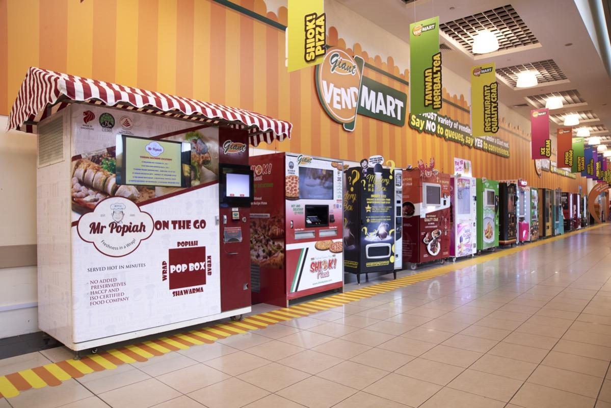 VendMart makes your vending machine and queue-less dreams come true - Alvinology