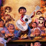 Disney Pixar's Coco is a spooky movie that the whole family can enjoy together