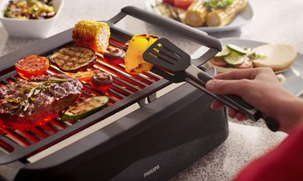 Cooking With Philips Smoke-less Indoor Grill Is Your Best Rainy Day Plan