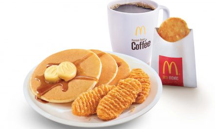McDonald's now lets you order 3 hotcakes with 3 chicken nuggets as a morning meal