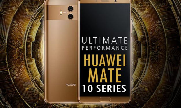 Obvious Reasons to Spend Your Holidays with HUAWEI Mate 10 Series