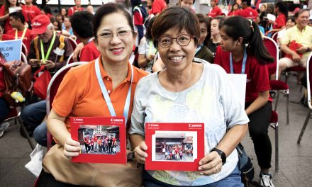 Youth Corps Singapore bridges the gap between the elderly and youth with its second 'We Are Stronger Together'