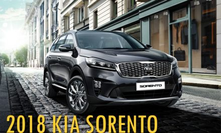Upgraded 2018 Kia Sorento 7-Seater SUV: New Look and Advanced Technology