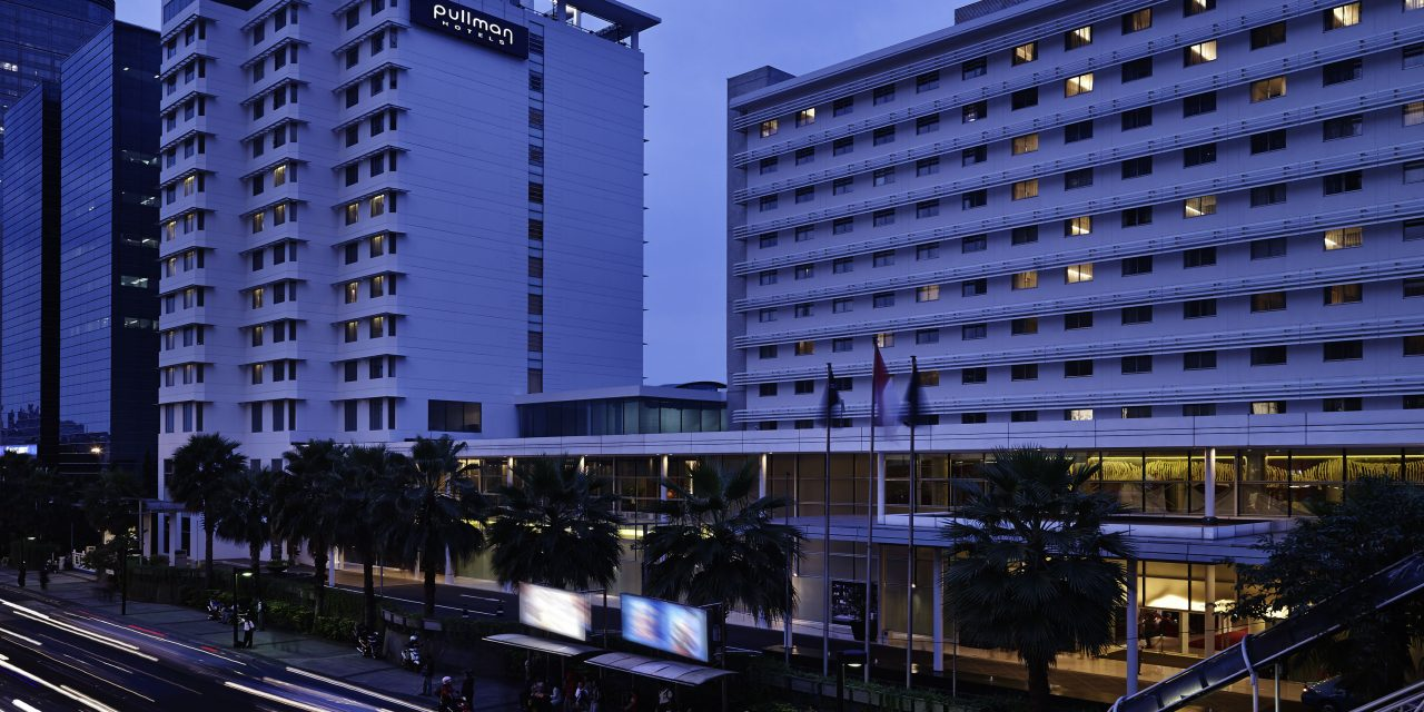 The Pullman Hotel in Jakarta weekend stay for mixing business and pleasure