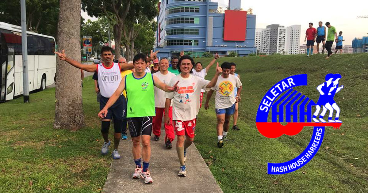 Who are the Seletar Hash House Harriers?