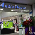 Audio House downsized to only one store in Singapore and it is completely cashless