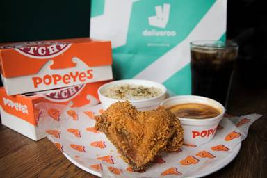 Add a 1-piece spicy fried chicken from Popeyes for $1 to your cart when you shop on TMall's 11.11 sale tomorrow