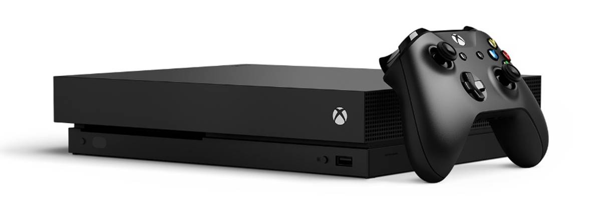XBox One X launches on November 21, preorder starts today - Alvinology