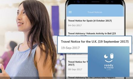 'READY TO TRAVEL' App by SATS – Your Mobile Travel Concierge