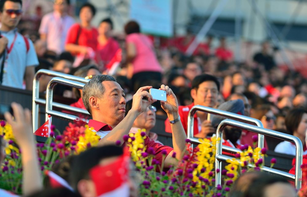 Singapore's top influencer PM Lee changes profile photo–and Singaporeans lose it