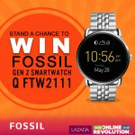 Fill Your Christmas Tree With These Fossil X Lazada 12/12 Mega Deals