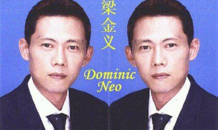 Who is Dominic Neo (梁金义) a.k.a. Liang Ji (梁记粿条王)?