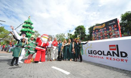 Win a 4-day 3-night trip to LEGOLAND Japan while having a smashing time at LEGOLAND Malaysia Resort