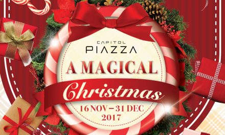 Capitol Piazza – Feel The Magic This Christmas Season