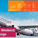 Jetstar Ultimate 2018 for S$2018 Long Weekend Travel Deals!