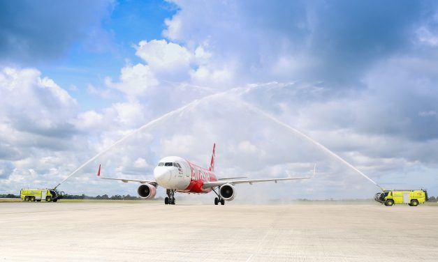AirAsia now has flights from Singapore to Bintulu