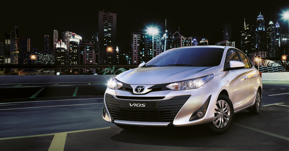 Toyota Vios Returns – Made Better Inside and Out