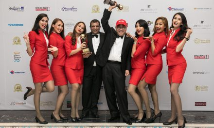 AirAsia Wins Two Awards At 2017 World Travel Awards Grand Final