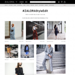 ZALORA makes styling your OOTDs easier with #ZALORAStyleEdit and their Be Inspired page