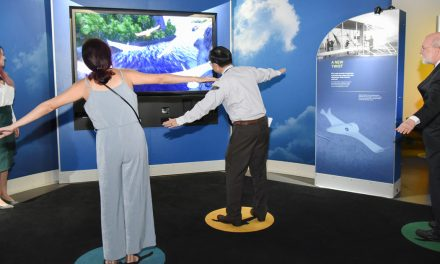 Above and Beyond: Interactive Flight Exhibition by Boeing and Science Centre Singapore