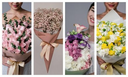 [UPDATED] The Ten Best Florists in Singapore 2017
