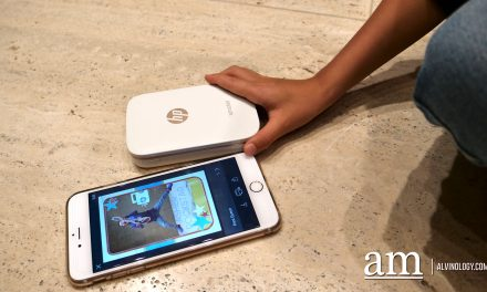 Print On-the-go with HP Sprocket Pocket Printer