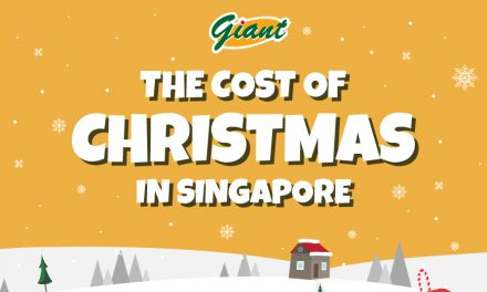 Giant Singapore knows how much Christmas costs for Singaporeans–and they have a sale to cut down on that